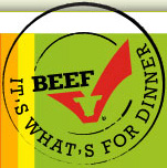 BEEF-It's What's for Dinner